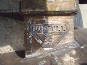 rodrill stamp