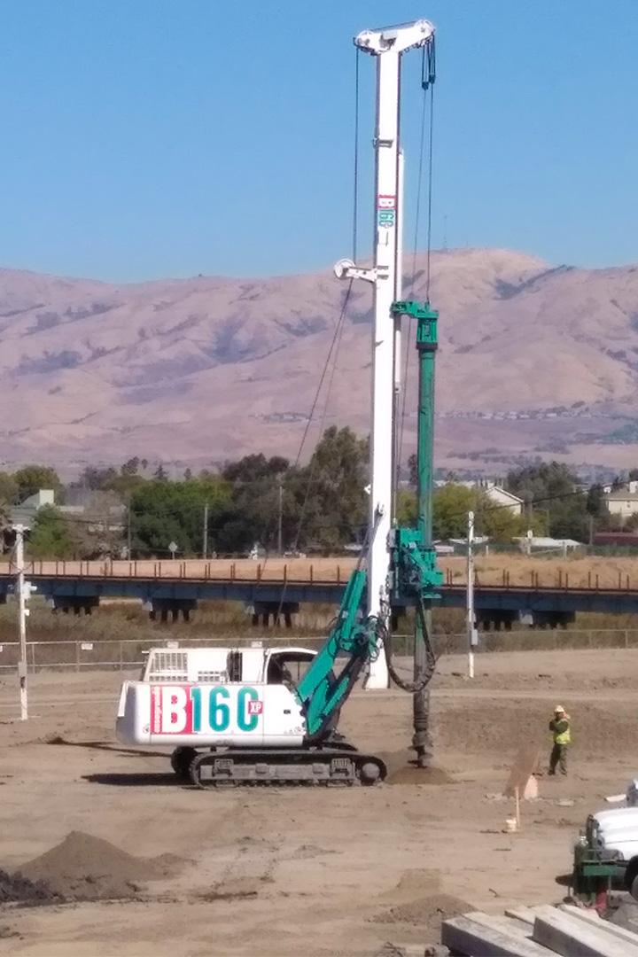 Casagrande-B160XP-piling-rig-1
